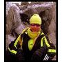 Buff En Fibra Polar Para El Frio