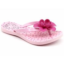 Chinelo Infantil Grendene Original Hello Kitty 21546 Pixolé