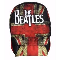 Mochila The Beatles Bandeira Reino Unido