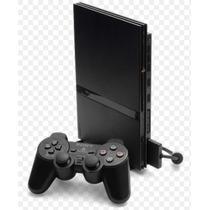 Playstation 2 Ps2 Com 1 Controle Acessórios +memoricard