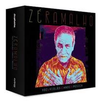 Box Ze Ramalho - 40 Anos De Musica (4 Discos Originais) 2016