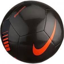 816007f193 Bola Futebol De Campo Nike Pitch Team Preta 100% Original - R  79