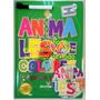 Libro Animales De Colores Pizarra Mágica Incluye Cd