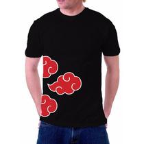 Camisa, Camiseta Do Anime Naruto, Akatsuki, Naruto