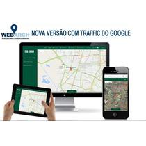 Central De Rastreamento Veicular Responsiva + App