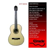 Gracia M9 Guitar Criolla Profesional