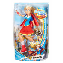 Dc Super Hero Girls Supergirl - Mattel - Boneca