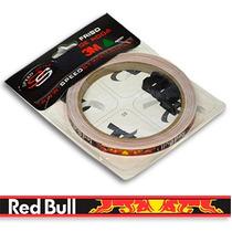 Adesivo Friso Fita De Roda P Moto Red Bull Speed Style