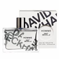 Perfume Original David Beckham Eu De Toilette 75ml Spray.