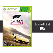Forza Horizon 2 Xbox 360 Código Original 25 Digitos On Line