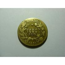 Bela Moeda 1000 Réis 1930 República Data Rara !!!