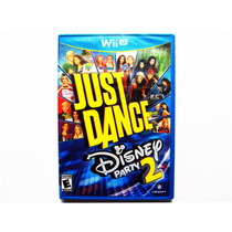 Just Dance Disney Party 2 Nuevo - Nintendo Wii U