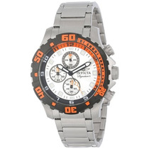 Invicta Signature Ii Chronograph Mens Watch 7333 Original