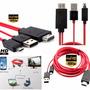 Cable Adaptador Micro Usb Mhl Usb A Hdmi Full Hd 1080p