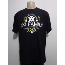 Camiseta Xxl 55 Family Rap Hip Hop Crazzy Store