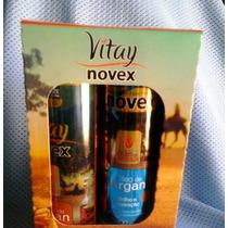Novex Kit De Argan De 300ml