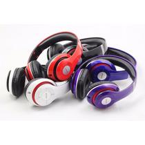 Audifonos Inalambricos Bluetooth Mp3 / Sd / Aux / Fm Tienda!