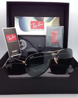 ... coupon code for lentes ray ban kit originales rb 3460 marco dorado meta  3.50000 en mercado 8c56884365