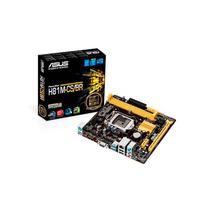 Placa Mãe Asus H81m-cs/br Intel Lga1150 Ddr3 Usb3.0 H81m H81