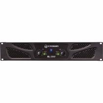 Potencia Crown Xli3500 Amplificador Analogo 2700w Rms Dj3