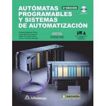 Libro Autómatas Programables Y Sistemas De Automatización 2°