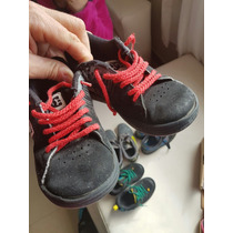 Zapatillas Dc Niño Talle 25