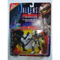 Predador Aliens Renegade Predator Vs. Warrior Alien Raridade