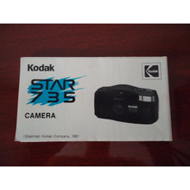 Manual Câmera Fotográfica Star 735 Kodak Máquina Fotográfica