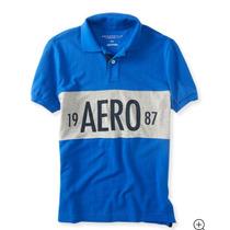 Playera Polo Aeropstale Original Hombre