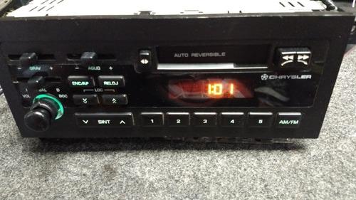 Estereo Radio Am Fm Cassette Chrysler Spirit Shadow..