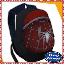 Morral Morrales Niño Adulto Spiderman Marvel Batman, Wason