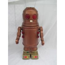 Antigo Robô Artur Da Estrela Funcionando - Sem Controle