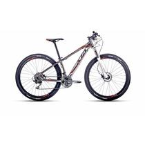 Bicicleta Alubike Mtb Xta Pro R-29 Con 27vel Y Shimano Parts