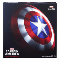 Escudo Capitan America Hasbro Marvel Legends Nuevo Original!