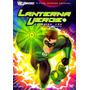 Dvd Lanterna Verde Primeiro Vôo - Original - Novo - Lacrado
