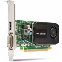 Placa De Vídeo Vga Nvidia Quadro K600 1gb Ddr3 128-bits -oem
