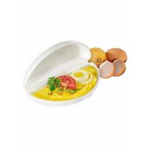 Forma Para Omelete/omeleteira P/microondas Plástico