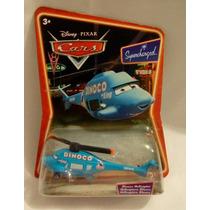 Helicóptero Dinoco Cars Disney