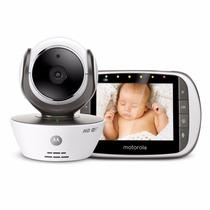Baby Call Wifi Hd Lcd 853 Infrarojo Musica Zoom App Celular