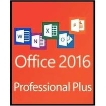 Office Professional Plus 2016 Licencia Digital - Mercadopago