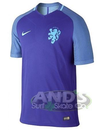 Camisa Nike Holanda Away 2016 S nº - Azul Masculino - R  129 f67ab9ae1e5f1