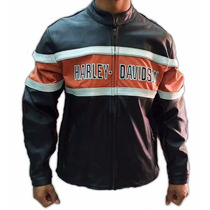 Jaqueta Harley Davidson Couro 100% Autêntico