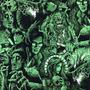 Calaveras - K17 - Zombie Nation - Ancho 1m