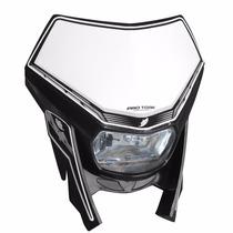 Carenagem / Farol Moto Off Road Universal Pro Tork Completo