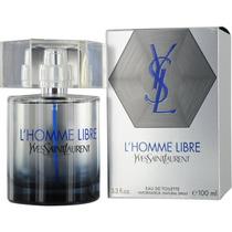 L´homme Libre 100 Ml Eau De Toilette Spray De Yves Saint Lau
