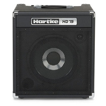 Amplificador Combo Hartke Hd 75 Para Baixo Com 75 Watts