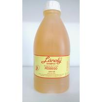 Lánoly Shampoo Essência De Pêssego Lavatório Galão 2 Litros