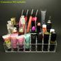 Organizador Acrilico Cosmeticos 40 Espacios Labiales Gloss