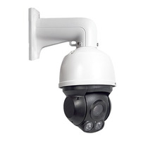 Hikvision Mini Domo Ptz Ip 2mp Ir (30mts) Wdr, 4x Zoom Poe
