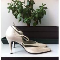 Remato Bellos Zapatos De Vestir Talla 36 Como Nuevos!!